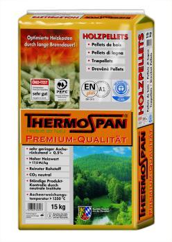 Thermospan premium pellets - 990 kg