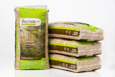 Vita Holz - Wood pellets - 990kg