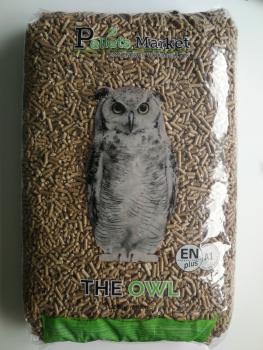 The Owl - Woodpellet 975 kg