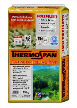 Thermospan premium pellets - 15 kg