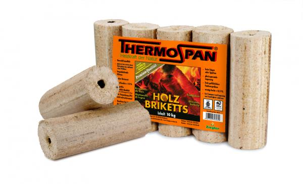 Thermospan Wood Briquettes Premium - 960kg